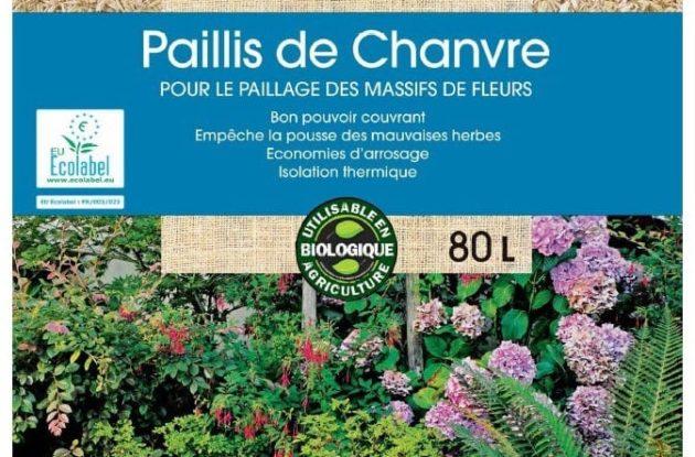 PAILLIS DE CHANVRE 80 L